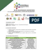 Presentación Encuentro de Voluntariado Cali - Plataforma (2)