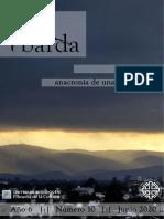 Revista Barda - nro. 10 - CEFC