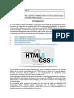 Módulo 2  HTML5