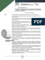 RESOLUCION GENERAL N° 33_2020 - POR LA CUAL SE APRUEBAN LOS FORMULARIOS DE DECLARACIÓN JURADA PARA LA LIQUIDACIÓN DE DETERMINADOS