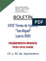 San Miguel 2020