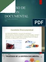 PROCESO DE GESTION DOCUMENTAL
