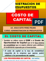 COSTO DE CAPITAL.pptx