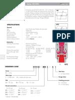 veljan flow control valve