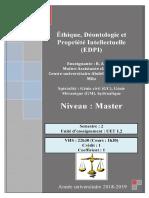 COURS ROFIA DEPI MILA SEMESTRE2 MASTER 2019 - Copie ppt.pdf