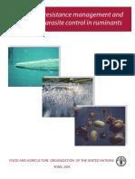 Pautas de manejo de resistencia y manejo integral parásitos en Rumiantes FAO.pdf
