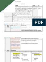 unit plan - pen pals - social studies-ela