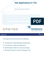 Introduction to Web Application Development