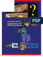 Election Report Part 1 and 2