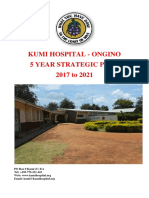 Five Year Hospital Strategic Plan Example.pdf