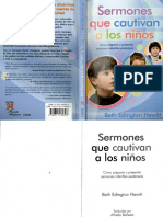 Sermones Que Cautivan a Los Niños