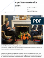 Janet Napolitano and Witch Hunt Aimed at U.S President Donald Trump