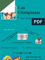 las olimpiadas pdf