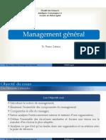 Management général (1)