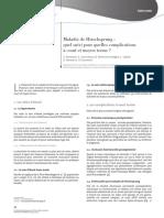 Syndromes Digestifs - Maladie de Hirschsprung - Bonnard - Septembre 2012
