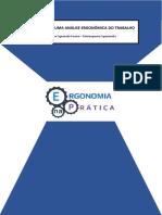 E-book - Como fazer análise ergonomica do trabalho