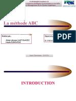 Méthode ABC