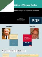 Wolfram Wilss y Werner Koller.pptx