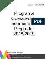Q 28 9 PROGRAMA OPERATIVO  DE INTERNADO MEDICO H G TENANCINGO.pdf