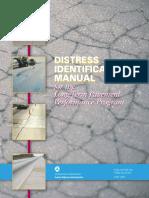 Distress Identification Manual - Fhwa
