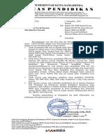 Edaran Mekanisme Verval Yayasan dan Operator Yayasan