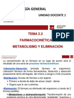 TEMA 2.2.FARMACOCINETICAII M-E