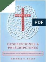 Descripciones y prescripciones Michael R. Emlet