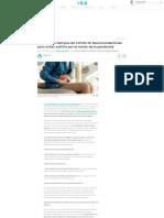 gastritis en tiempos de covid-19_ recomendaciones para evitar sufrirla por el estrés de la pandemia _ rpp noticias
