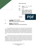 Of 3000 ICAS STGO acuerdo consejo Superior 743 230620