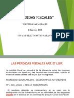 09 Pérdidas Fiscales