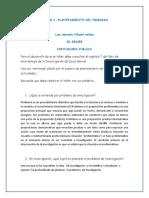 TALLER 3 -PLANTEAMIENTO DEL PROBLEMA