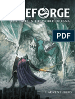 5E Fateforge - Corebook - Adventurers [2019]