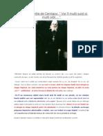 Sf Lavrentie de Cernigov 2011- Despre venirea in curand a lui anticrist