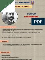EL REALISMO PERUANO I