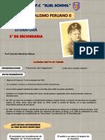EL REALISMO PERUANO II