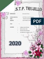 CONOCIENDO LAS PATOLOGÍAS GASTROINTESTINAL EN EL ADULTO MAYOR 2020