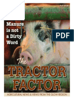 Tractor Factor (Fall 2020)