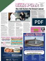 Breast Cancer Awareness Month (October 2020, Batavia)