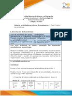 trabajo individual-psicologia