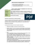"""RAP2_EV04 """"Estrategia comunicativa resolución de problemas y trabajo colaborativo""""."""