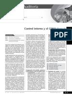 Control interno y el COSO - parte 1