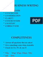 7 C_s Exercises Ppt for Assignment 2