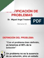 P05 Identificación de Problemas