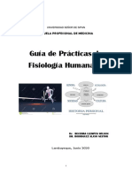Guía de Prácticas - Fisiología- II. 2020 virtual.pdf