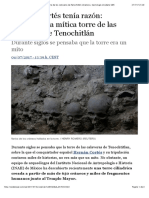 47. 2017,07 Hernán Cortés torre calaveras de Tenochitlán