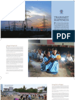 Powergrid Corporation CSR Journey