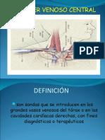 CLASE DE VIA CENTRAL