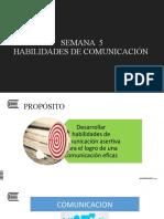 PPT SEMANA 6 HABILIDADES DE COMUNICACION(1)