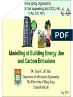130812_Seminar_Carbon_and_Energy_Modelling