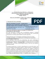 Paso 2 - Entrega ABPr
